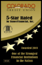 Logo of Bauer Financial 5 star rating